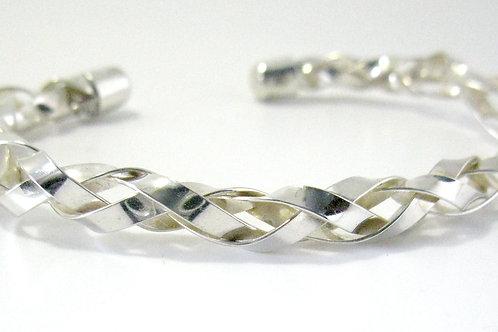round weave bracelet