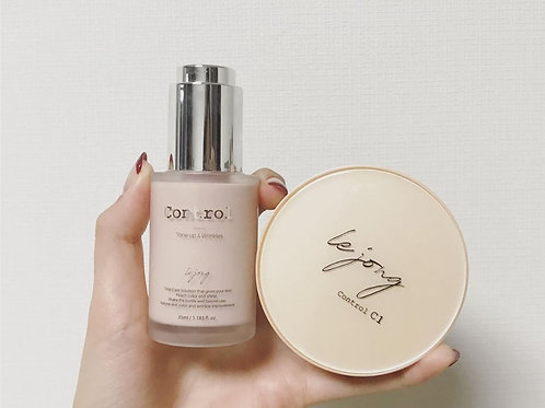 LeJong Baby Skin Tone-up & 水分光クッション