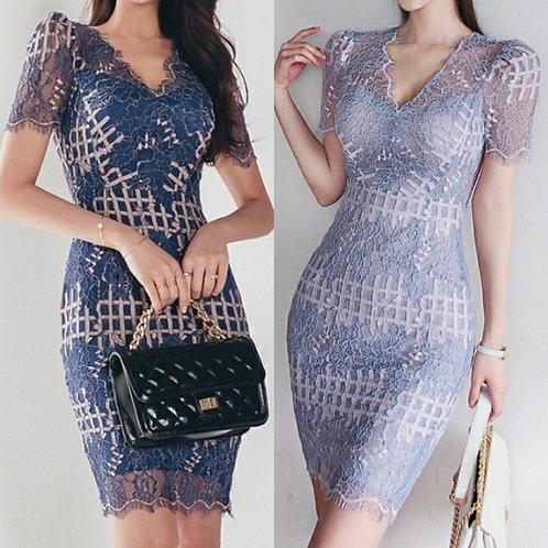 Amber Lux Dress
