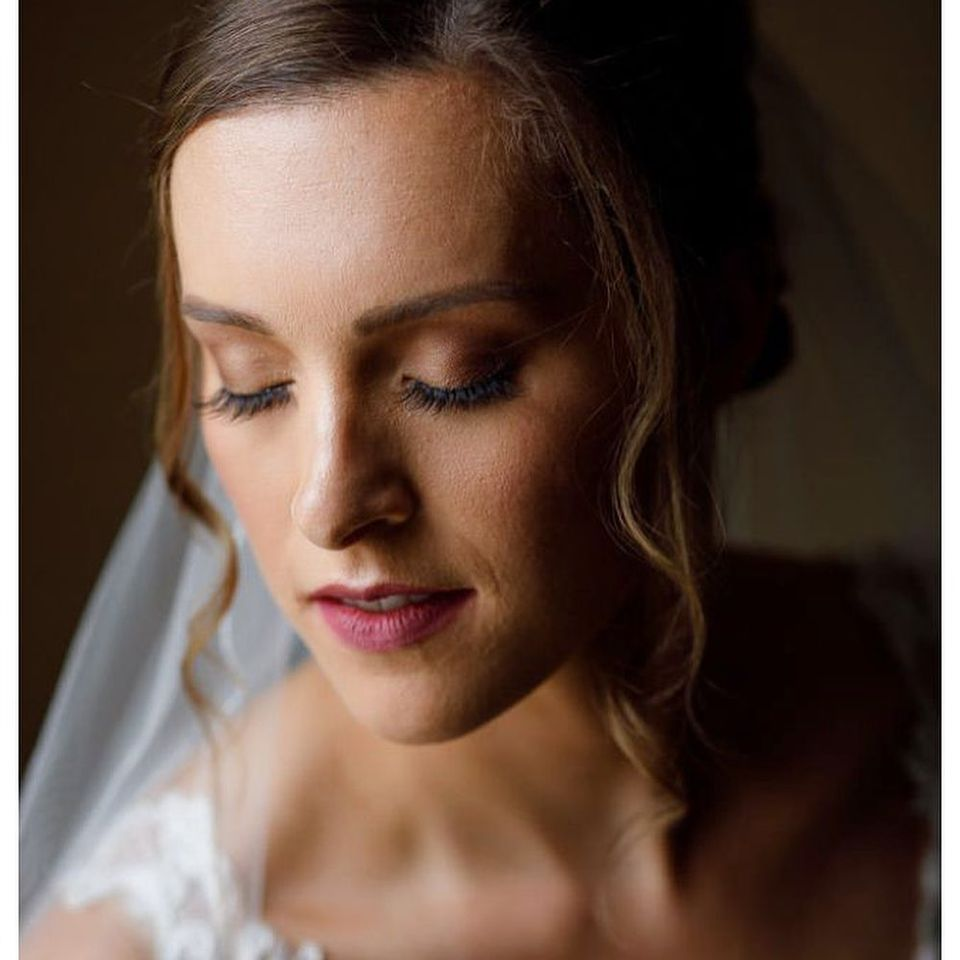 bride makeup wedding makeup made eazy