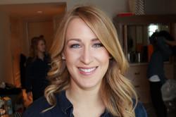 katie nye 17 wedding bridesmade jessica galdy makeup made eazy makeup artist boston