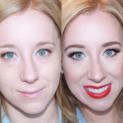 glamour makeup  makeup artist jessica galdy makeup made eazy bridal makeup boston