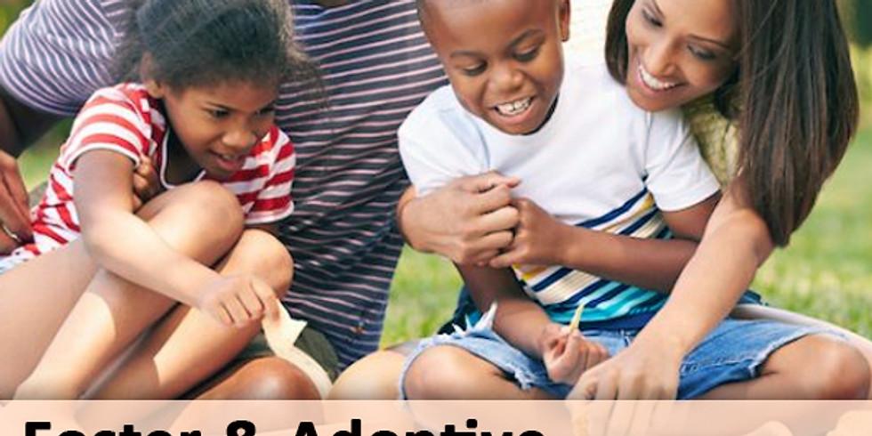 Foster & Adoptive Family Picnic