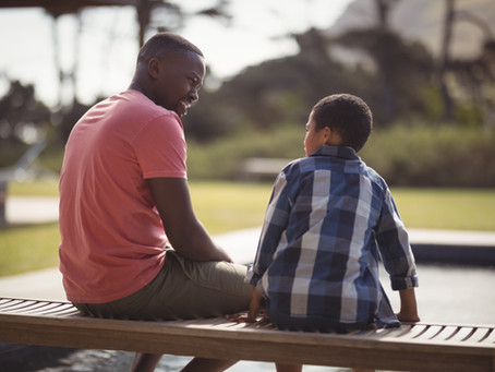 Talking to Your Child About Their Story