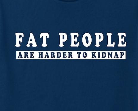 Fat People Transfers 12pc