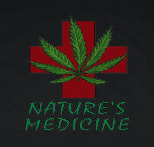Nature's Medicine T-shirt Transfers 12pc