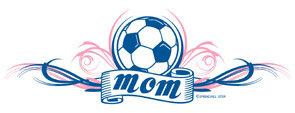 Soccer Mom T-shirt Transfers 12pc