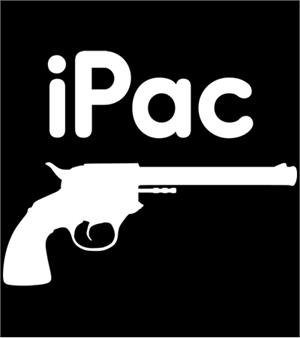 iPac T-shirt Transfers 12pc