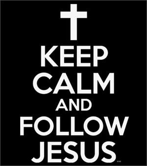 Follow Jesus T-shirt Transfers 12pc