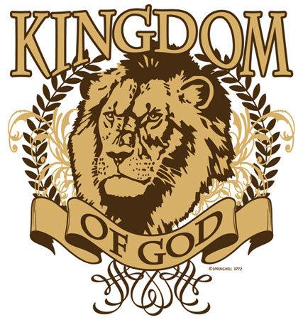 Kingdom of God T-shirt Transfers 12pc