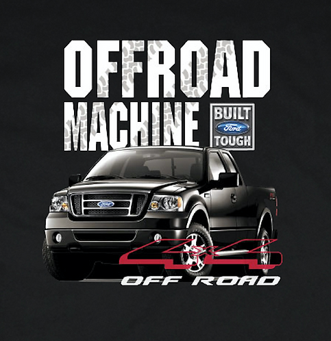 Ford Trucks T-shirt Transfers 12pc