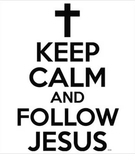 Follow Jesus T-shirt Transfers 12pc