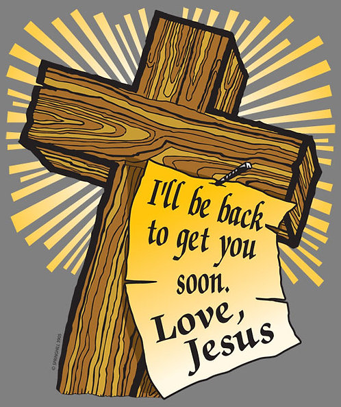 Love Jesus T-shirt Transfers 12pc