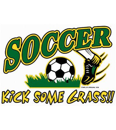 Soccer T-shirt Transfers 12pc