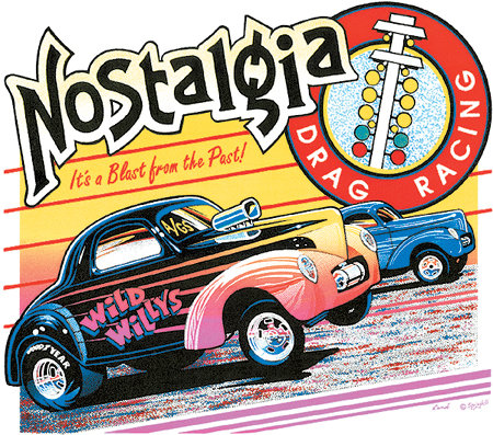 50's Nostalgia T-shirt Transfers 12pc