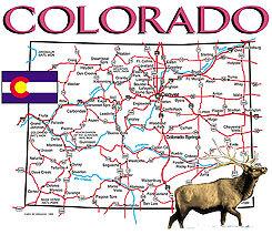 Colorado T-shirt Transfers 12pc