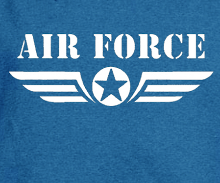 Air Force Transfers 12pc