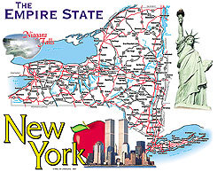 New York T-shirt Transfers 12pc