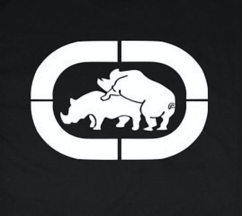 Funny Rhinos T-shirt Transfers 12pc