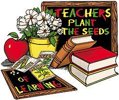 Teacher T-shirt Transfers 12pc