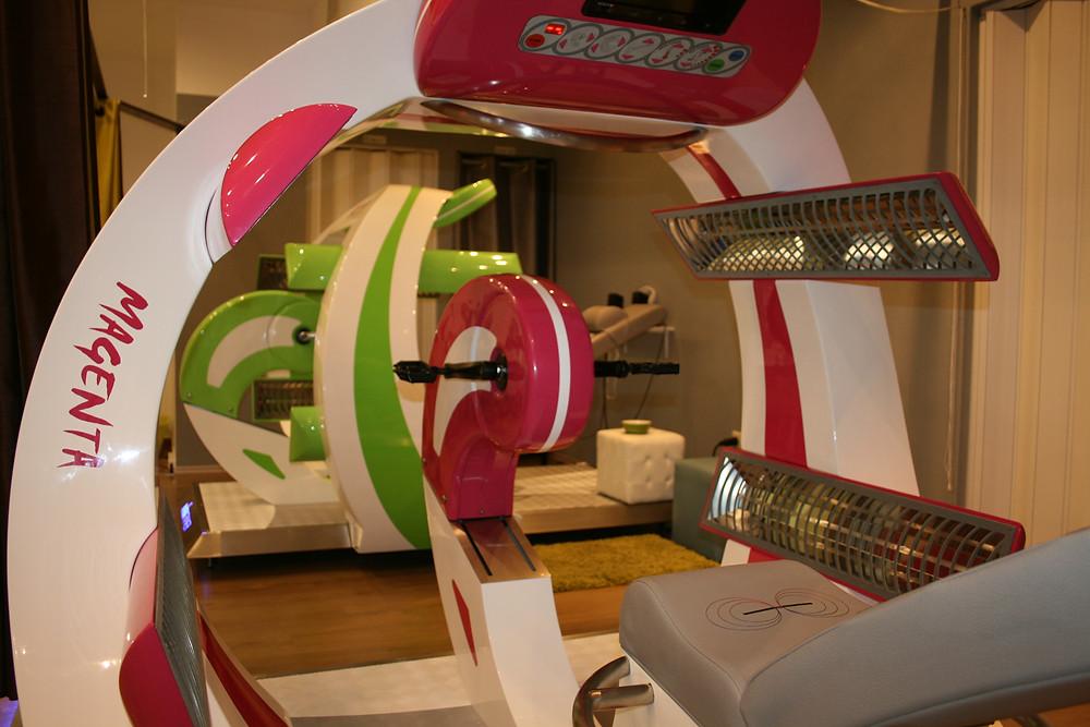 Infratrainer alakformáló gép