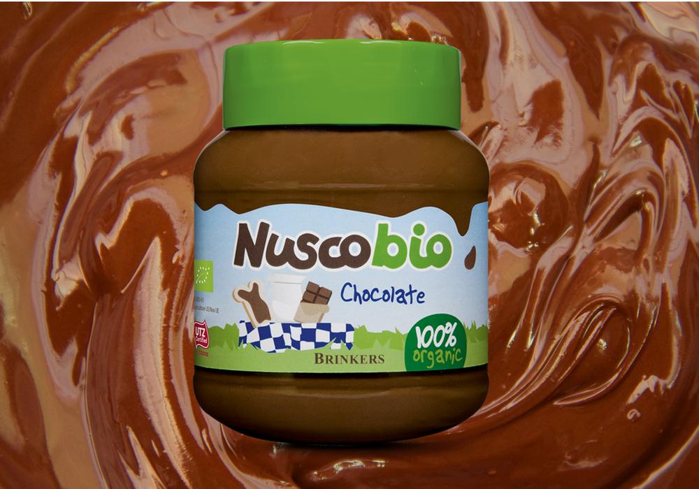 100% organikus csokoládékrém