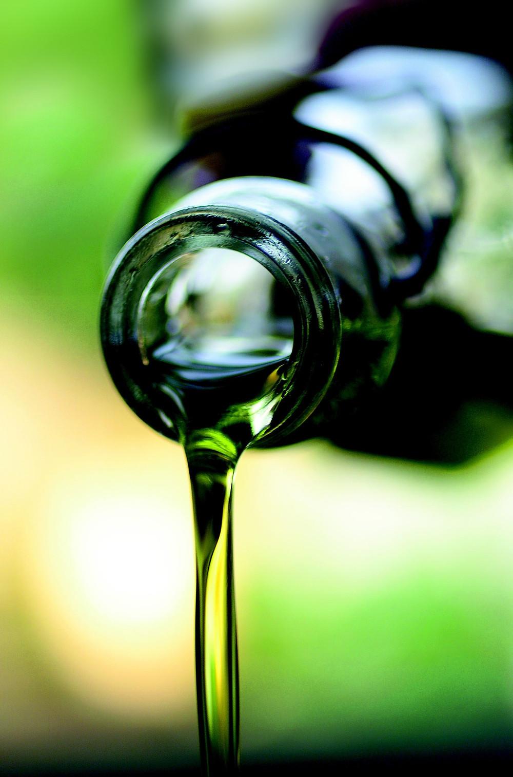Hidegen préselt olaj