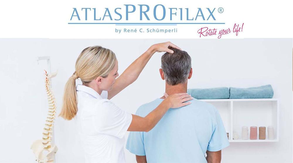 Atlasprofilax - Fejfájás - gerincfájdalom innovatív kezelése