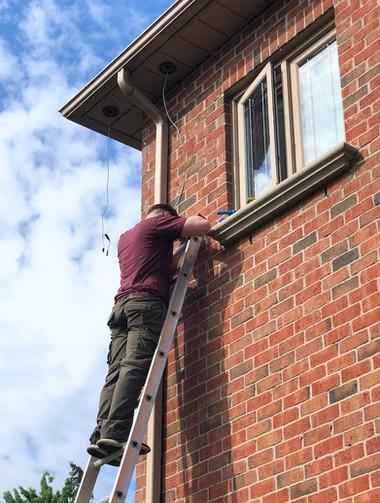Richmond Hill Installation