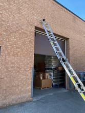 4K Cymbol Camera over Garage Door