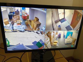 4K Cymbol Industrial CCTV System