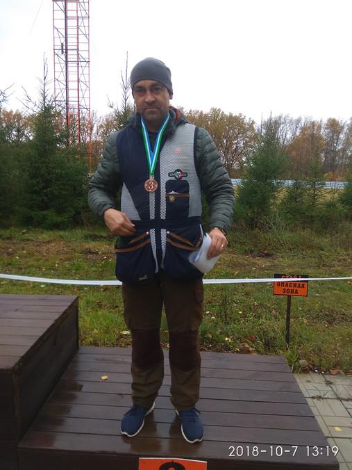 3-е место - Суслов Олег