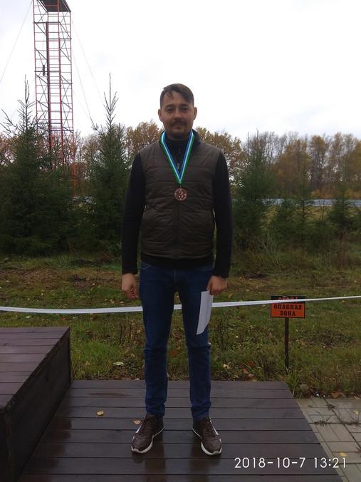 3-е место - Касимов Руслан