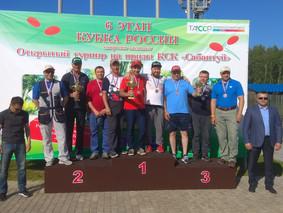 Стрелки из Башкирии вернулись с победой