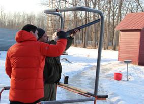 Объявляется набор на курсы стендовой стрельбы для детей и взрослых!