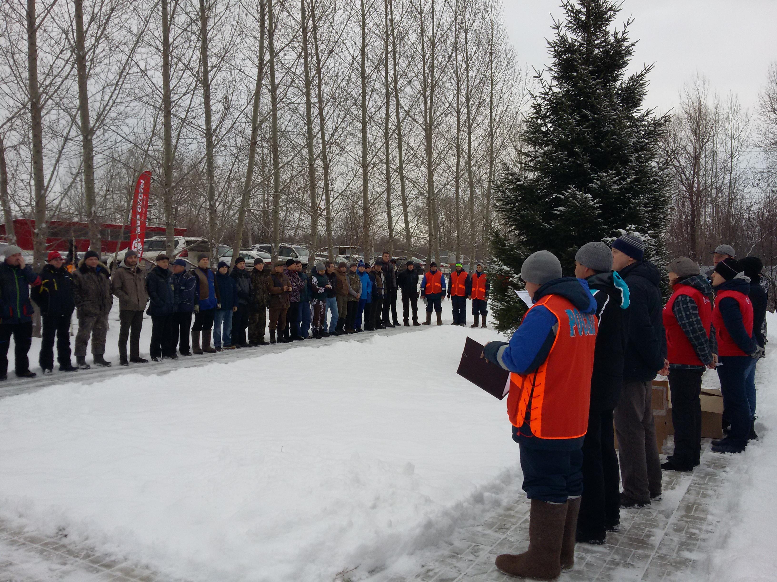 Я - ОХОТНИК (декабрь 2015 г.) г. Уфа
