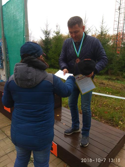 3-е место - Башмаков Руслан