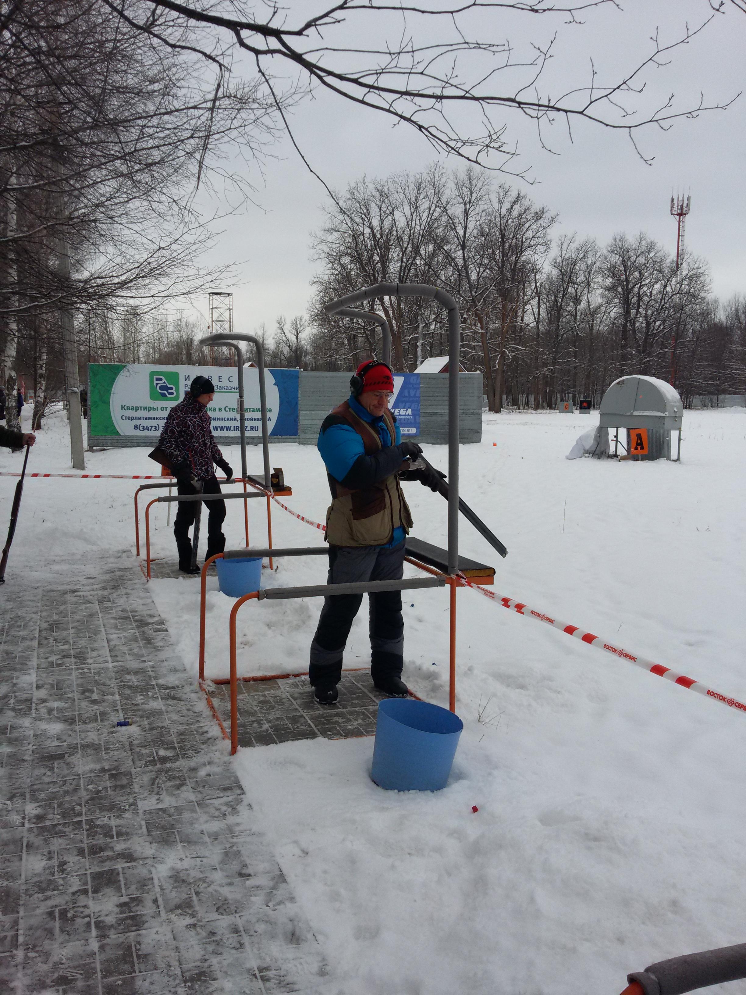 """Стрелковый турнир """"Я-Охотник"""""""