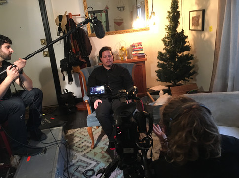 Interview for Out of the Shadows