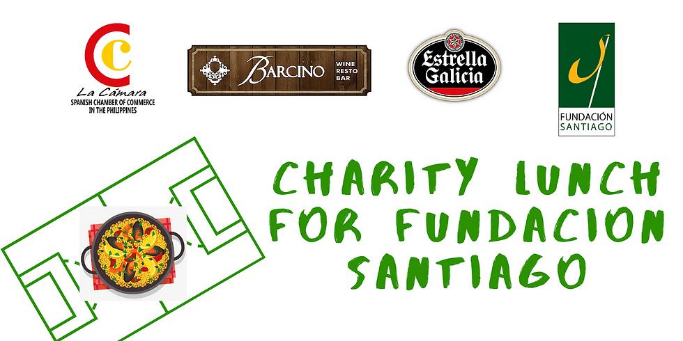 Charity Lunch for Fundación Santiago