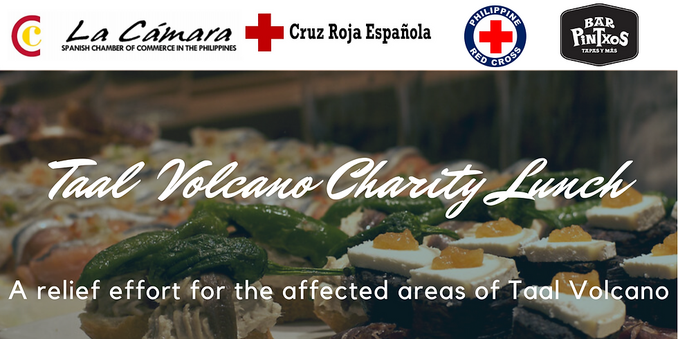 Taal Vocano Charity Lunch