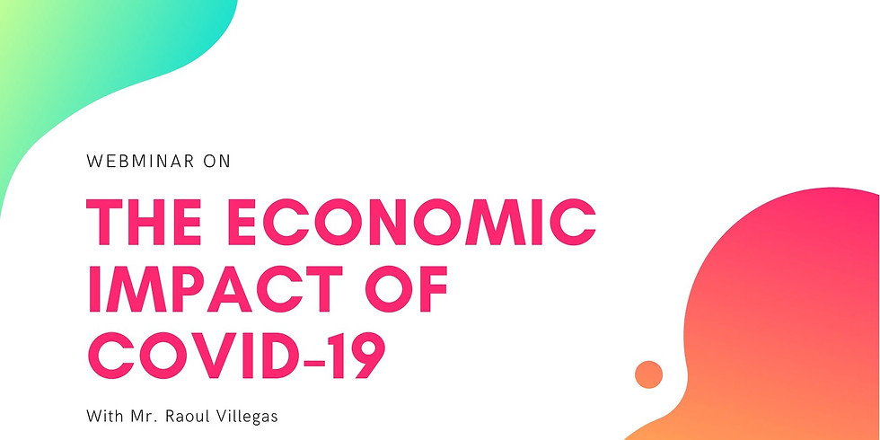 Webinar on the Economic Impact of CoVid-19