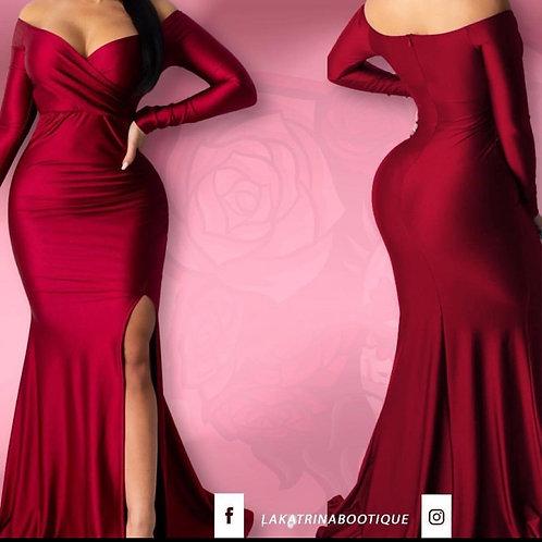 Red Bad Gal Dress