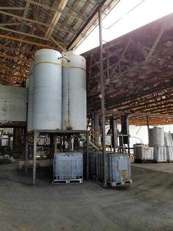 Product storage tanks