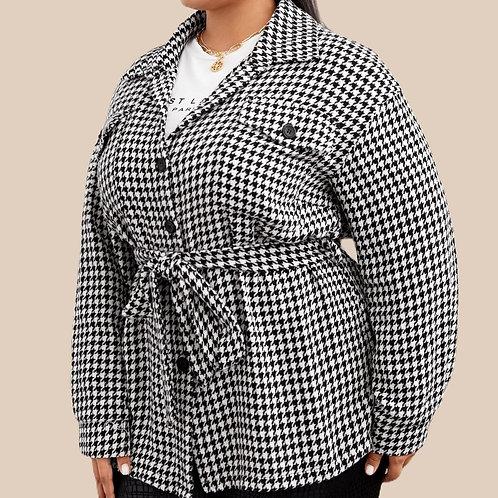 Checkered Overshirt