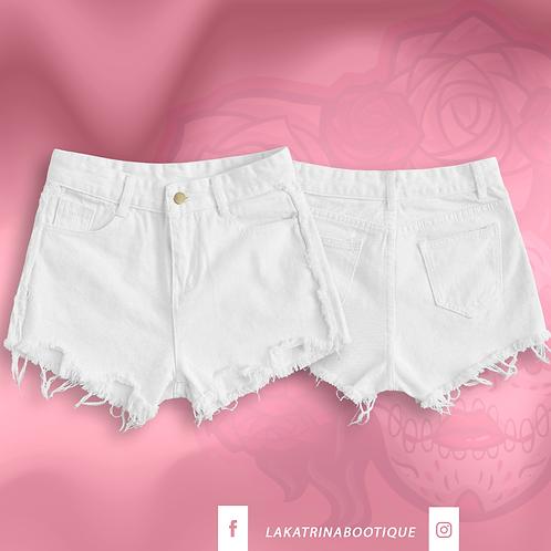 Summer Shine Denim Shorts