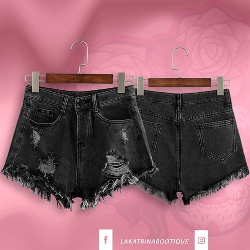 Sun Kissed Denim Shorts