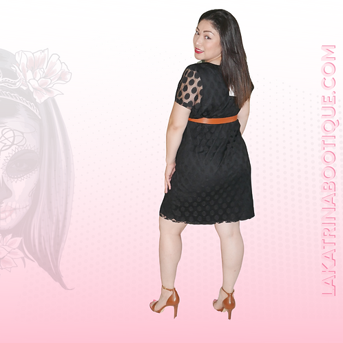 Black Summer Nite Dress