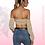 Thumbnail: Polka Dot Bardot Top