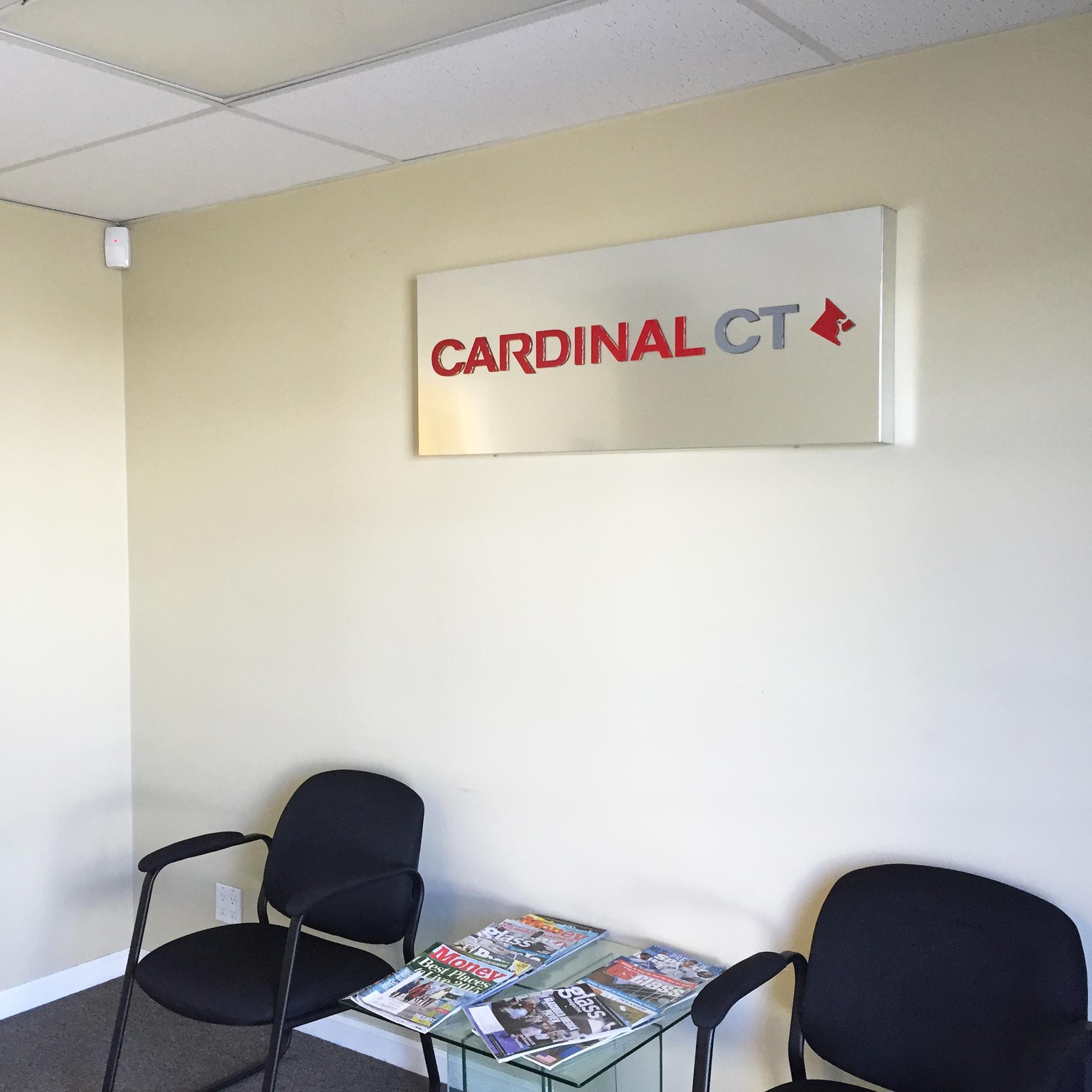 lobby cardinal
